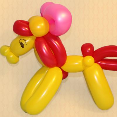 Balloon Friendly Little Pony