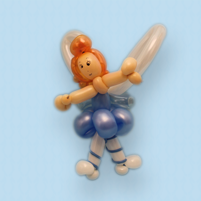 Balloon Fairy Misty
